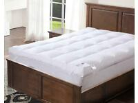Quality Goosefeather & Down Mattress Topper