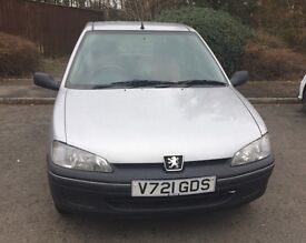 1999 Peugeot 106 MK2 1.1 Zest limited Edition