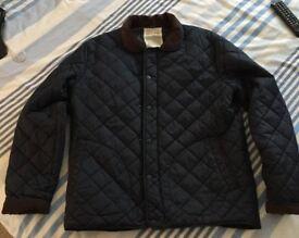 Jack Jones Jacket in Navy Size L - £15
