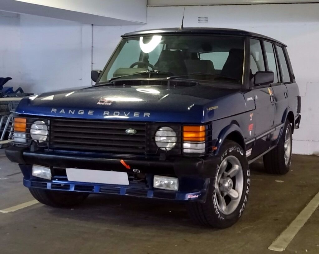 Range Rover Classic Vogue Efi 3 5 In Trinity Edinburgh