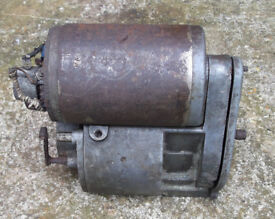 Lucas Magneto Dynamo - spares repairs - project - barn find - P+P 9.05