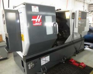 "HAAS, 2012, ST-30, 12"" Chuck, 3"" Bar Cap., CNC lathe, Low Hours !"