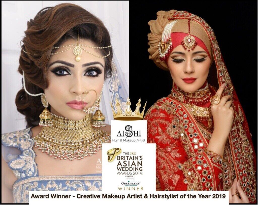 Mac & Alle'nora Asian Bridal Make up Artist, Hair stylist London, Makeup & Hair Courses, Hennaartist | in Wembley, London | Gumtree
