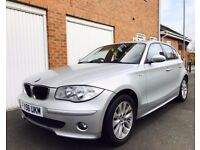 2006 56 BMW 1 Series 120d 163bhp FSH+Long MOT+Exc Cond+not golf 1.9 a3 320d 118d 116d 1.6 2.0