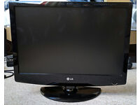 22 inch LG TV - FAULTY