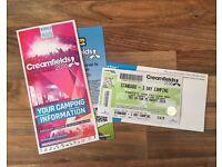 Creamfields 2016 - 3 Day Standard Camping
