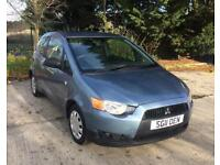 Great condition inside&out Mitsubishi colt 2011.