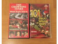 Welsh Rugby Retro Videos