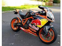 KTM RC8 R 1190cc KTM RC8 R