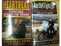 Books 50p-75p each. Hardback and Paperback.