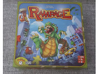 Rampage (Terror in Meeple City) board game