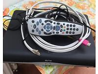 Sky Box+HD 500GB almost new