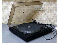 DUAL 505 HI-FI TURNTABLE & CARTRIDGE