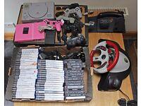 Joblot of PS1, PS2 Games + Consoles