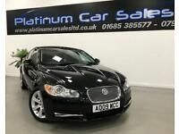 JAGUAR XF V6 S LUXURY NAV (black) 2009