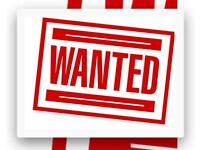 Wanted: Tumble Dryer or Condensor