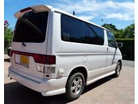 Mazda Bongo Campervan for sale. 2 berth, rear conversion. ��7,500.00 or near offer