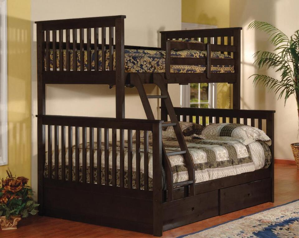 Solid Wood Bunk Beds Sectionals Sofas Recliners Mattresses And