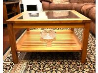 Oak Cofee Table
