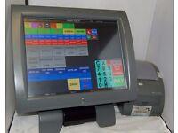 Aures 15' TouchScreen EPOS System Posligne Elios II Setup & Epos software Retail