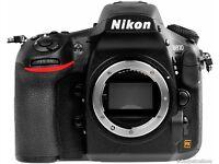 Nikon 810 + Lenses + Accessories