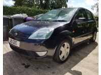 Ford Fiesta 2004 1.4 - *3 Owners* - *12 months MOT* + *No advisories*
