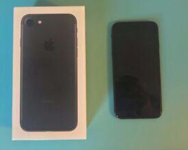 iPhone 7 32gb Black Phone - EE