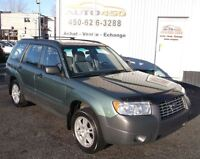 2008 Subaru Forester X ***4X4 INTÉGRAL, TOIT OUVRANT PANORAMIQUE