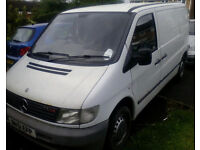 Mercedes vito selling cheap (reduced for a quick sale)