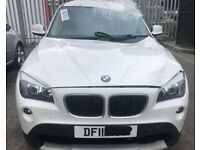 BMW X1 E84 Sdrive Auto N47D20c Engine GA6HP19Z Gearbox 2.64 Rear Diff Complete Front End - BREAKING