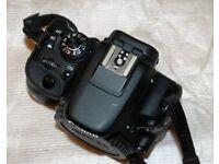 Canon EOS 100D DSLR Body