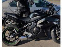 Kawasaki er6f 2012 ABS, Perfect condition