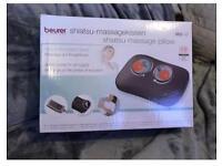 Beurer Shiatsu Massage Pillow Brand New