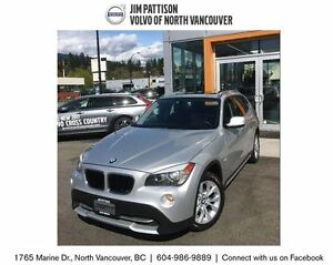 2012 BMW X1 xDrive28i Navigation / X-line / Lights package