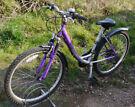"Probike Miami lady's mountain bike, 17"" medium size frame, 18 gears, 26"" wheels, mtb"