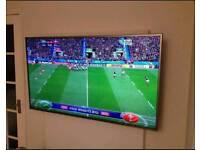 55 INCH 4k UHD SMART NANO CRYSTAL LED TV