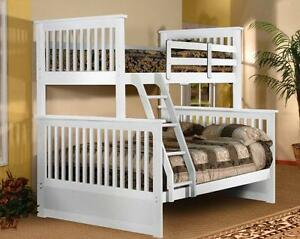 SOLID WOOD BUNK BEDS FOR VERY LOW PRICE!!!!! BUY LOCAL !!!!! BE SAFE!!!!!!!!