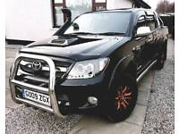 TOYOTA HILUX INVINCIBLE 200 LIMITED EDITION!!! FULL SPEC!!! NO VAT!!!
