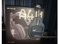 Astro A40 PC Gaming Headset - Used Once