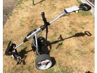 Mocad 3 battery powered golf trolley