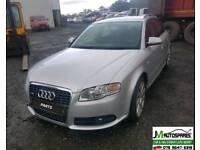 07 Audi A4 B7 2.0Tdi ***BREAKING ONLY PARTS Jm Autospares