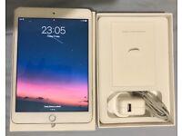iPad mini 3 Grade-A Plus, WiFi, 16GB, Touch ID, with box
