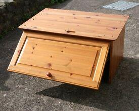 Top Box For Pine Wardrobe