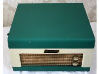 Vintage Dansette Junior Deluxe Record Player - Fully Serviced