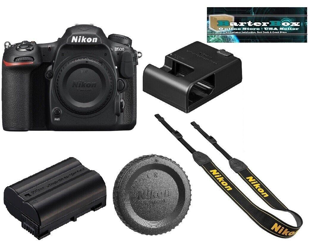 Prime Summer Day Deal Sale Nikon D500 Dslr Camera WiFi 4k