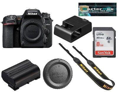 Easter Sale Nikon D7500 20.9Mp Dslr Camera Body 1581 Free 8GB Memory Deal