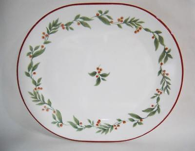 *NEW Corelle SPICEBERRY SERVING PLATTER Fruit Entree Tray Chop Plate Spice Berry