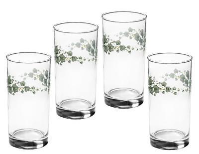 4 New Corelle CALLAWAY 16-oz GLASSES 6