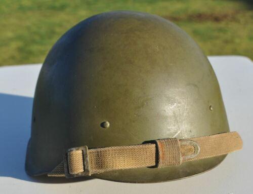 1948 USSR Soviet Russia Original Combat Helmet SSH-40 Early Post War Mint Piece