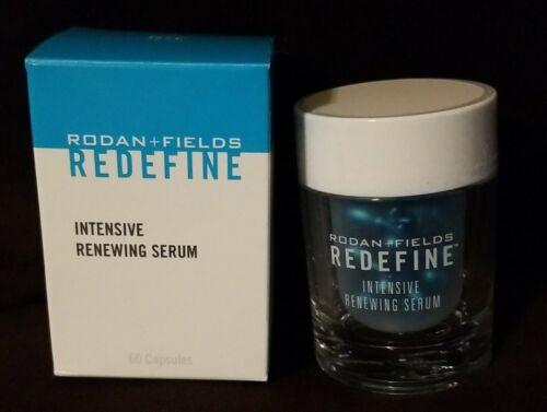 Rodan Fields REDEFINE Renewing Serum 60 Capsules Retinol 100 Authentic SEALED - $74.50